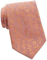 Calvin Klein Melange Daisy Tie