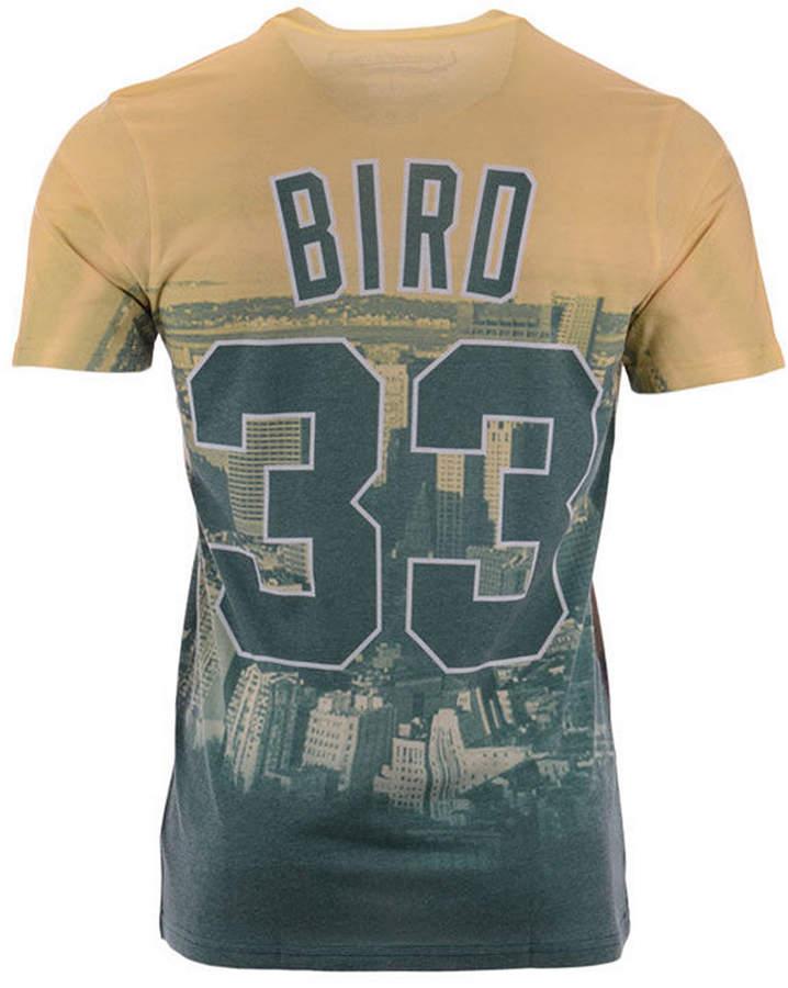 low priced 2d84c 7b48f Men Larry Bird Boston Celtics City Pride Name And Number T-Shirt
