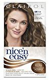 Clairol Nice 'n Easy, 6A/114 Natural Light Ash Brown, Permanent Hair Color, 1 Kit (Pack of 3)