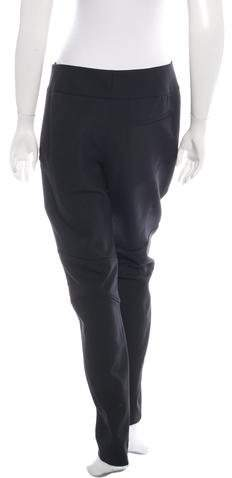 Alexandre Vauthier Wool Moto Pants w/ Tags