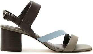 Egrey Strappy Leather Sandals
