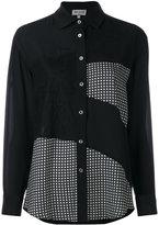 Paul & Joe patchwork shirt - women - Silk/Viscose - 1