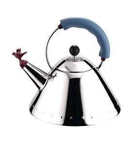 Alessi Kettle-Small Bird Shpd Whistle