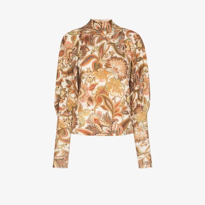 Zimmermann Lucky cashmere sweater