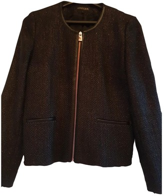 Jaeger Black Wool Jacket for Women