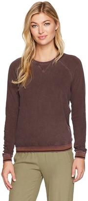 Stateside Women's Natural Heavy Jersey Top