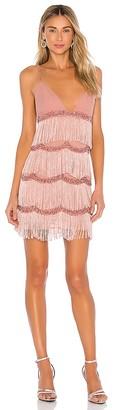 NBD Carter Embellished Mini Dress