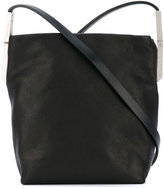 Rick Owens Adri crossbody bag - women - Cotton/Calf Leather - One Size