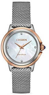 Citizen Ceci Diamond Watch, 32mm