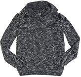 Motoreta Ribbed Tricot Wool & Cotton Sweater