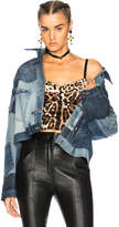Dolce & Gabbana Denim Patchwork Jacket