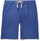 Polo Ralph Lauren - Fleece-back Cotton-jersey Shorts
