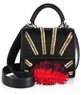 Les Petits Joueurs Leather Crossbody Bag