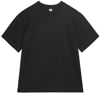 Arket Oversized Heavyweight T-shirt