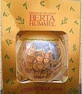 Goebel 1998 Weihnachten Christmas Ornament Hummel Inspired Holiday Harmony