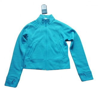 adidas Turquoise Cotton Knitwear