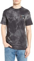 Quiksilver Men's Bloody Sea Graphic T-Shirt