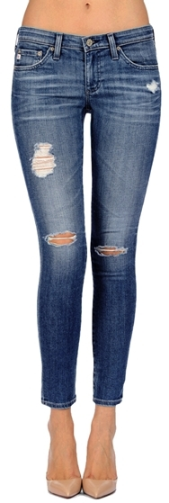 AG Jeans The Legging Ankle 11 Years Swapmeet