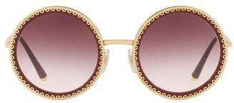 Dolce & Gabbana DG2211 439272 Sunglasses