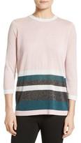 Ted Baker Women's Zatta Shimmer Stripe Sweater