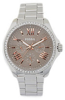 Fossil Cecile Ladies' Multifunction Stainless Steel Bracelet Watch