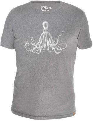 Tonn Octopus Tee - Grey