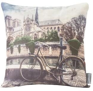Enchante Home Vintage Turkish Cotton Indoor/Outdoor Throw Pillow