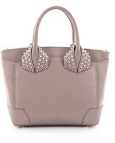 Christian Louboutin Pre-owned: Eloise Satchel Spiked Leather Small.
