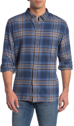 Levi's Levis Made And Crafted Peeler Long Sleeve Standard Fit Shirt
