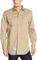 Carhartt Men's Flame Resistant Snap Front Shirt