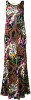 Etro floral print maxi dress - women - Silk - 38