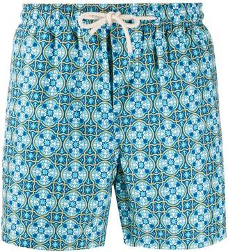 M2 Santo Stefano mesh-lined swimming trunks