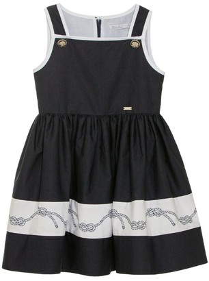 Patachou Sailor Sleeveless Dress (4-12 Years)