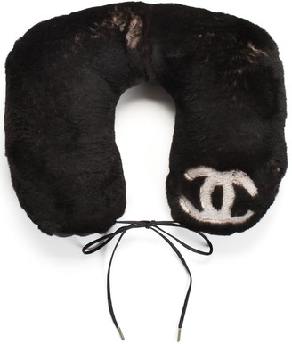 Chanel Cc Orylag Neck Pillow