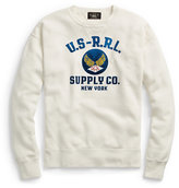 Ralph Lauren Cotton-blend-fleece Sweatshirt