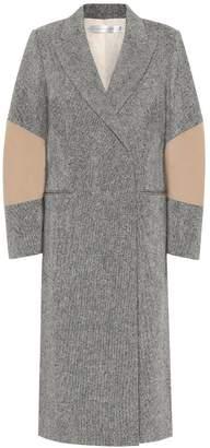 Victoria Beckham Tweed coat