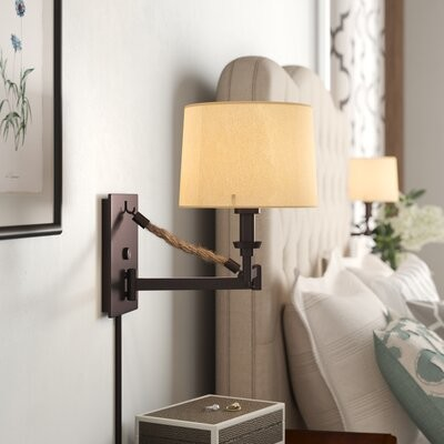 Wall Mounted Swing Arm Lamp Shop The World S Largest Collection Of Fashion Shopstyle