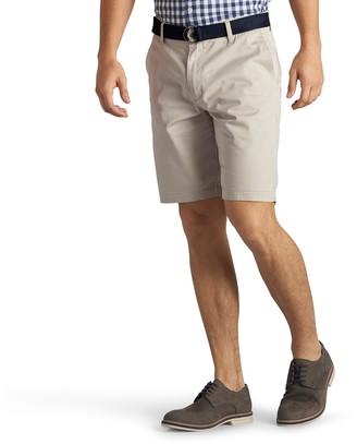 Lee Men's Walker Flat-Front Shorts