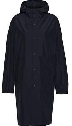 Helmut Lang Shell Hooded Coat