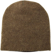 Our Legacy Hat with Wool and Alpaca