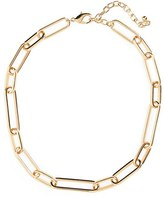 Nordstrom Oval Link Collar Necklace