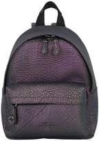 Coach Ny Iridescent Textured Leather Backpack
