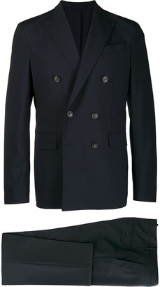 DSQUARED2 Double Buttoned Two Piece Suit