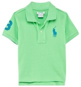 Ralph Lauren Lime Green Polo
