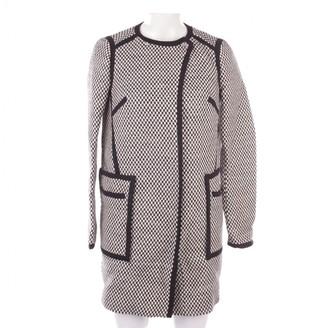 Karen Millen Black Cotton Jacket for Women