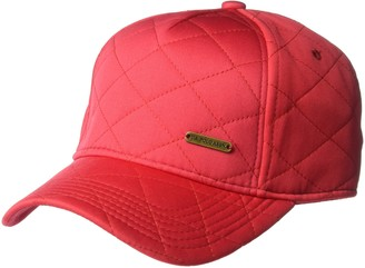 U.S. Polo Assn. Women's Quilted Jersey Women's Baseball Cap Curved Brim Adjustable