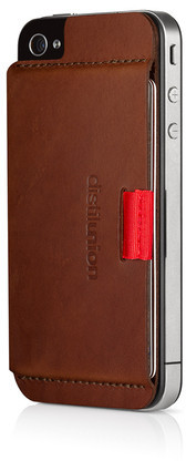 Distil Union Wally iPhone 4/4S Wallet Brown
