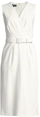 Lafayette 148 New York Selina Belted Dress