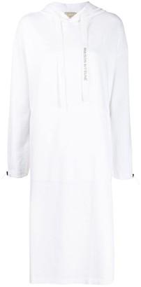 MAISON KITSUNÉ Oversized Hoodie Dress