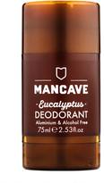 Mancave ManCave Natural Eucalyptus Deodorant 75ml